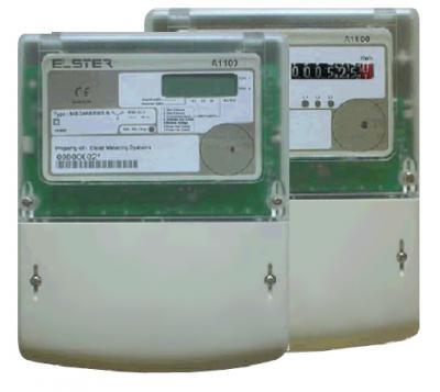 Contoare de energie electrica trifazate electronice de energie electrica activa - Contoare de energie electrica trifazate electronice de energie electrica activa