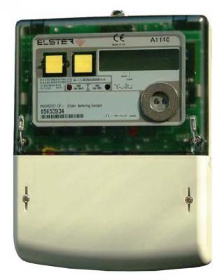 Contoare de energie electrica trifazate electronice cu tarif monom in constructie modulara - Contoare de energie electrica trifazate electronice cu tarif monom in constructie modulara