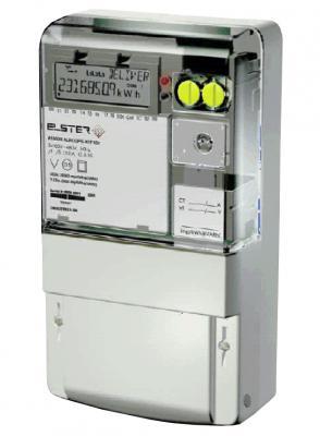 Contoare de energie electrica trifazate electronice cu tarif diferentiat si curba de sarcina in constructie modulara - Contoare de energie electrica trifazate electronice cu tarif diferentiat si curba de sarcina in constructie modulara