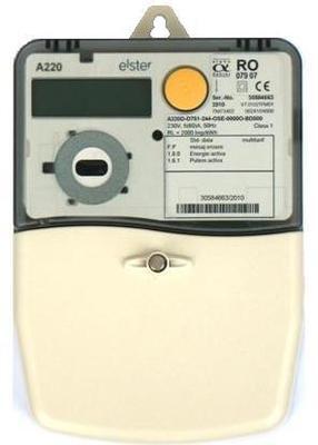 Contoare de energie electrica monofazate electronice inteligente - Contoare de energie electrica monofazate electronice inteligente