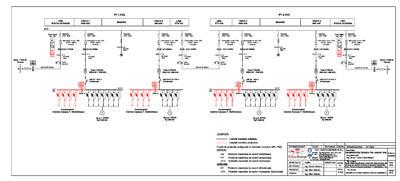 Servicii de proiectare si executie retele si bransamente electrice pana la 20kV